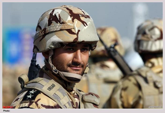 IRIAF Soldier